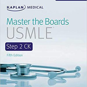 Master The Boards USMLE Step 2 CK – 2019