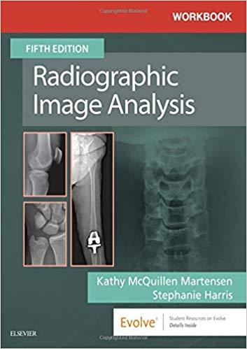 کتاب افست تمام رنگی : تجزیه و تحلیل تصویر رادیوگرافی - کتاب کار | Workbook for Radiographic Image analysis