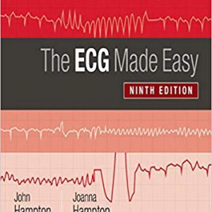 The ECG Made Easy – 2019 ( Hampton )