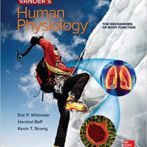 Vander's Human Physiology – 2019