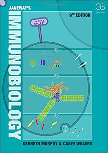 Janeway-Immunobiology-2017-اشراقیه-افست-ایمونوبیولوزی-جنوی-۱۳۹۷