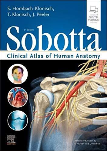 Sobotta anatomy - کتاب آناتومی زوبوتا انگلیسی تکجلدی