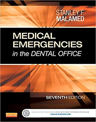 emergency-Malamed-medicine-dentistry-مالامد-اورژانس-اشراقیه-افست-۲۰۱۵