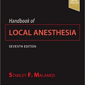 Handbook Of Local Anesthesia – 2019 – Malamed