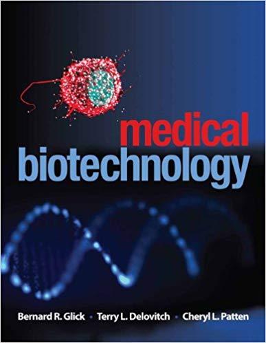 medical biotechnology -Glick