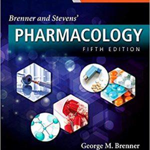 Brenner And Steven's Pharmacology – 2018