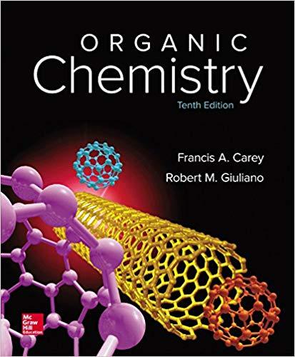 Organic Chemistry 10th Edition