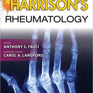 Harrison's Rheumatology – 2017