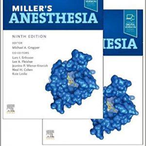 Miller's Anesthesia, 4-Volume Set – 2020 | بیهوشی میلر