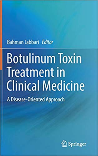 Botulinum Toxin Treatment in Clinical Medicine-A Disease-Oriented Approach