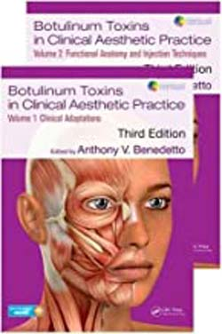 Botulinum Toxins in Clinical Aesthetic Practice- Two Volume Set