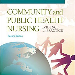 Community And Public Health Nursing: Evidence For Practice – 2015