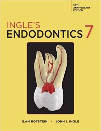 کتاب اندودونتیکس اینگل یا اینگلز ویرایش هفتم - افست دندانپزشکی نشر اشراقیه Ingles Endodontics