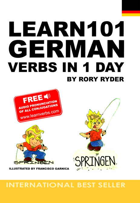 LEARN-101-GERMAN-VERB-IN-1-DAY