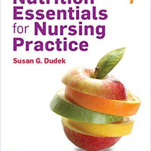 Nutrition Essentials For Nursing Practice – Dudek