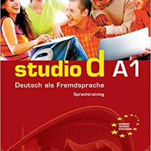 Studio D : Kurs- Und Arbeitsbuch A1 (German Edition)