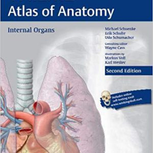 THIEME Atlas Of Anatomy – Internal Organs  – 2016
