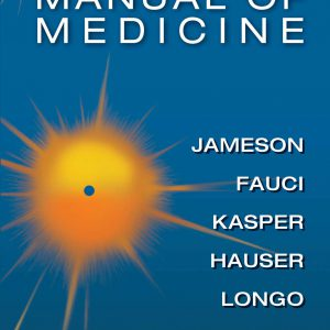 دستنامه هاریسون – Harrisons Manual Of Medicine, 20th Edition – 2020