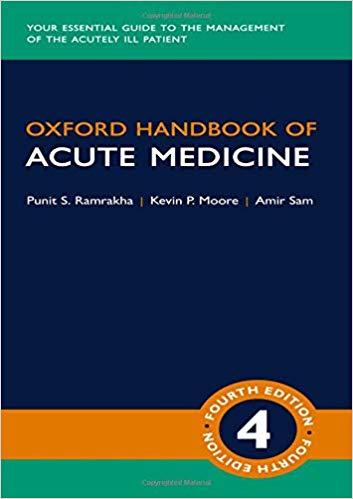 oxford-handbook-acute-medicine-اشراقیه-افست-آکسفورد