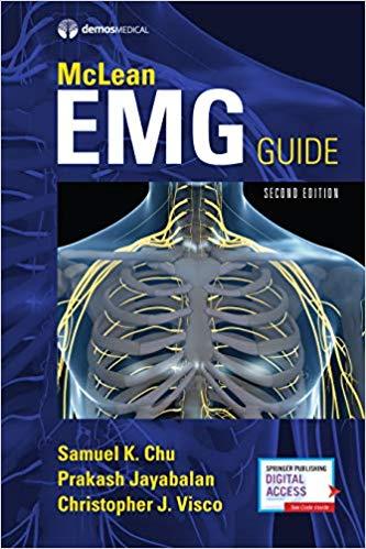 McLean EMG Guide - 2019 | راهنمای الکترومیوگرافی مک لین