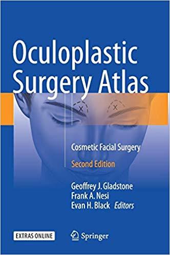 Oculoplastic Surgery Atlas-Cosmetic Facial Surgery