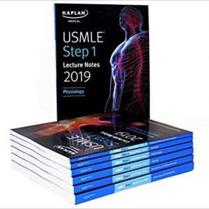 USMLE Step 1 Lecture Notes 2019 : 7-Book Set