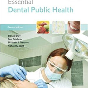 Essential Dental Public Health 2nd Edition