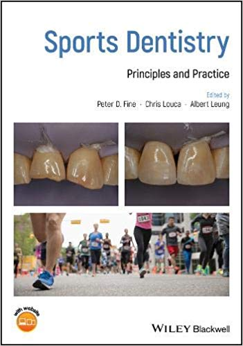 Sports Dentistry-Principles and Practice