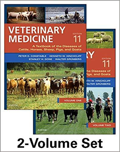 دامپزشکی-اشراقیه-افست-۲۰۱۶-Veterinary-medicine-11th-edition