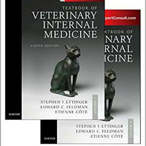 Textbook Of Veterinary Internal Medicine Expert Consult – 2016