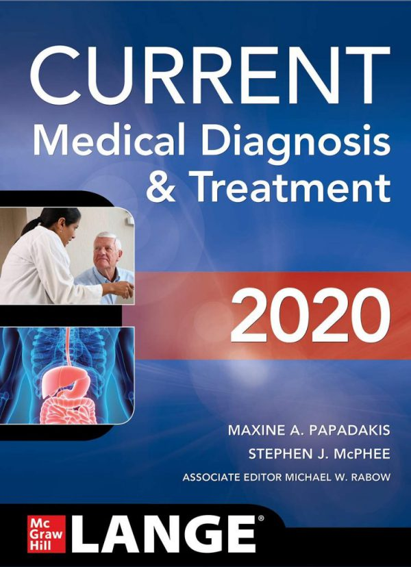 Current Medical Diagnosis and Treatment –2020