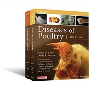 Diseases Of Poultry –  David Swayne – 2020