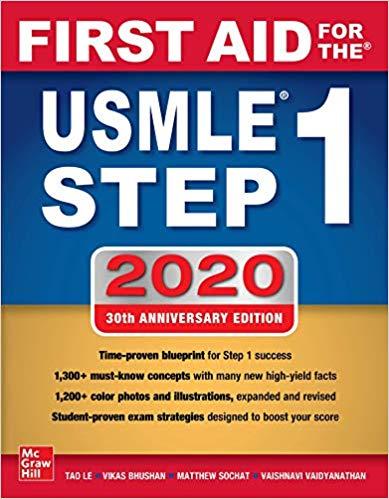 USMLE-step1-2020-اشراقیه-افست-آزمون-فروش-کتاب-پزشکی