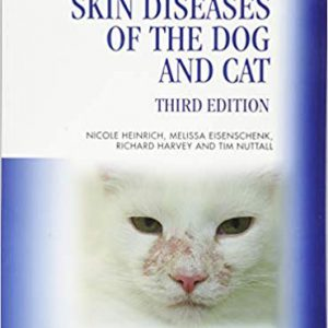 Skin Diseases Of The Dog And Cat (Veterinary Color Handbook Series)