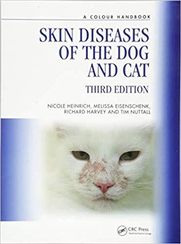 skin-disease-cat-dog-بیماری-پوست-گربه-سگ-اشراقیه-کتاب-دامپزشکی