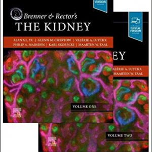 Brenner And Rector's The Kidney – 3vol Set – 2020