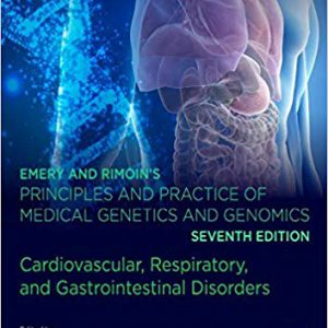 Emery And Rimoin's – Medical Genetics And Genomics – Cardiovascular, Respiratory – 2020