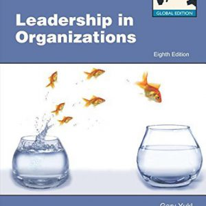 Leadership In Organizations – Gary A. Yukl – 2013 تک رنگ