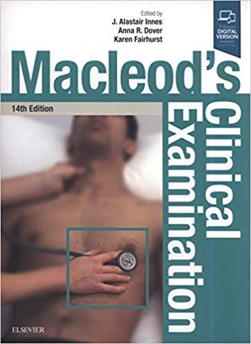 Macleod's Clinical Examination – 2019