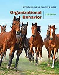 Organization Behavior 2017 – رفتار سازمانی-  رنگی