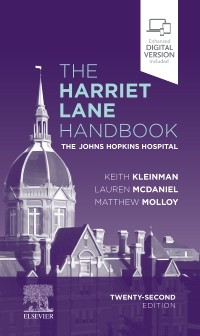 The Harriet Lane Handbook – 2020 – پیش فروش