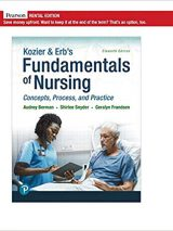 Kozier & Erb's Fundamentals Of Nursing: Concepts, Process And Practice – 2020