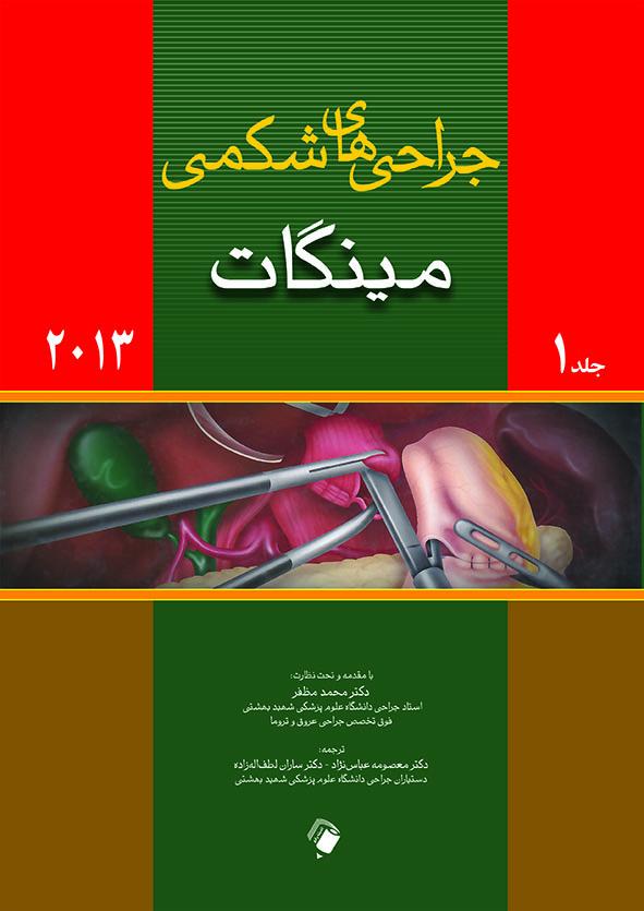 ترجمه کامل جراحی های شکمی مینگات - 4 جلدی
