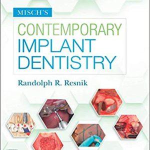 Misch's Contemporary Implant Dentistry – 2020 – ایمپلنت میش