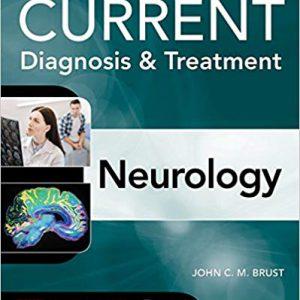 CURRENT Diagnosis & Treatment Neurology – 2019