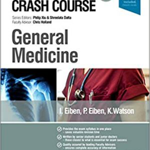 Crash Course General Medicine – 2019