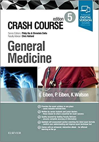 Crash Course General Medicine - 2019