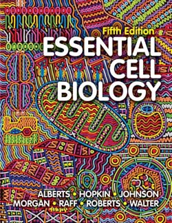 کتاب زیست شناسی سلولی آلبرتس 2020 | Essential cell biology alberts
