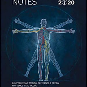 (Toronto Notes 2020 : Essential Med Notes (USMLE STEP2 + MCCQE