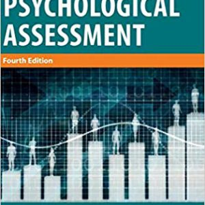 Handbook Of Psychological Assessment – 2019
